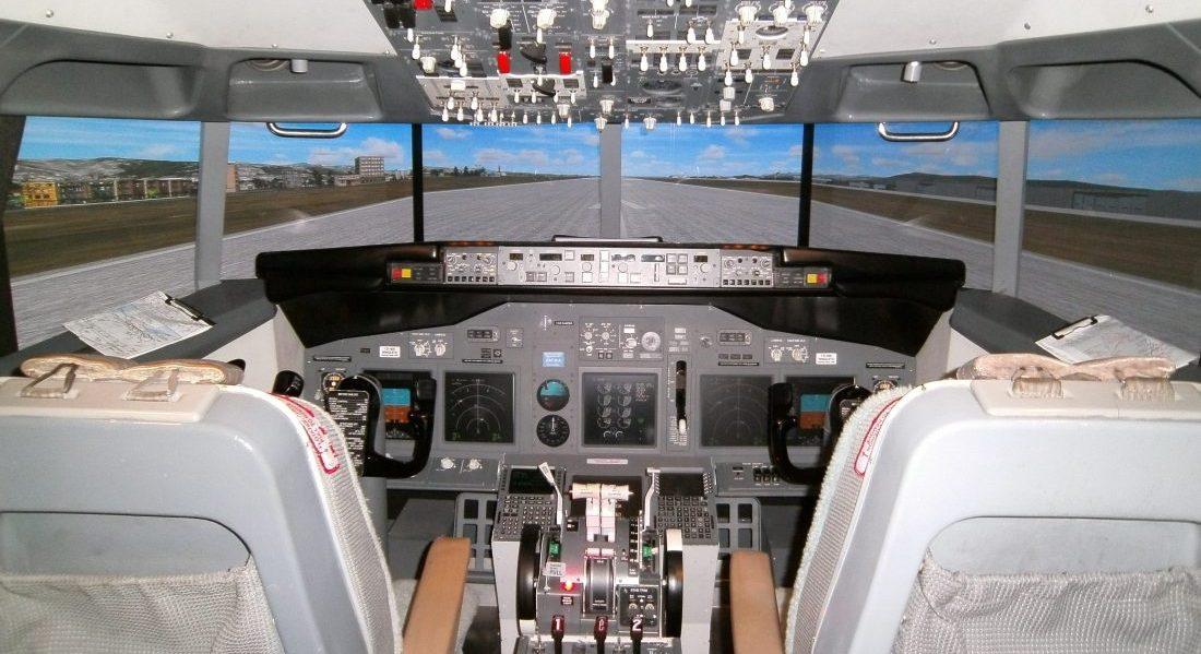 Fly A Flight - Flight Sim Experience Bedfordshire