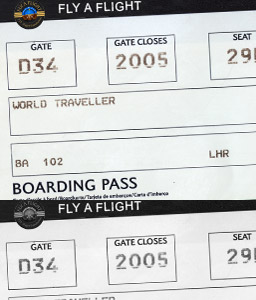 Fly A Flight
